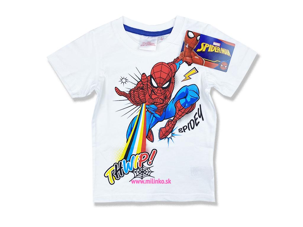 detské tričko spiderman1
