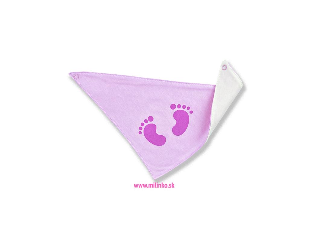 oblečenie pre bábätká slintáčik3