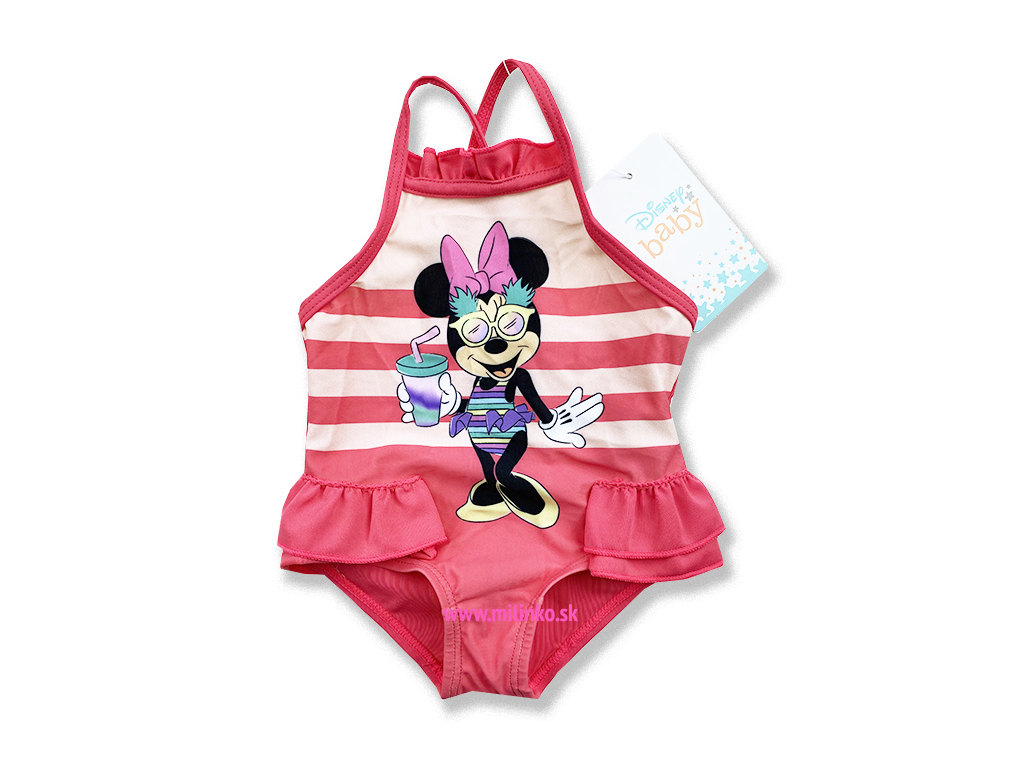 detské oblečenie, plavky pre deti minnie 2