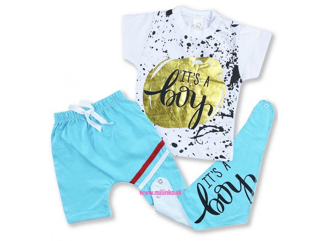oblečenie pre bábätká boy otto