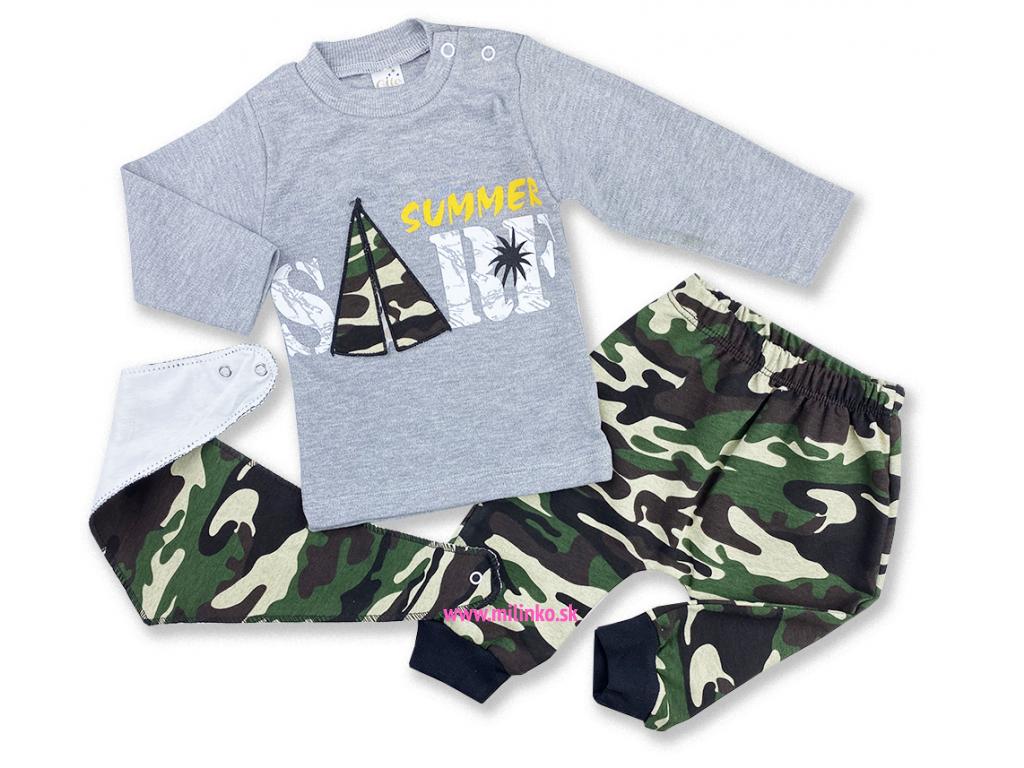 oblečenie pre bábätká otto summer1