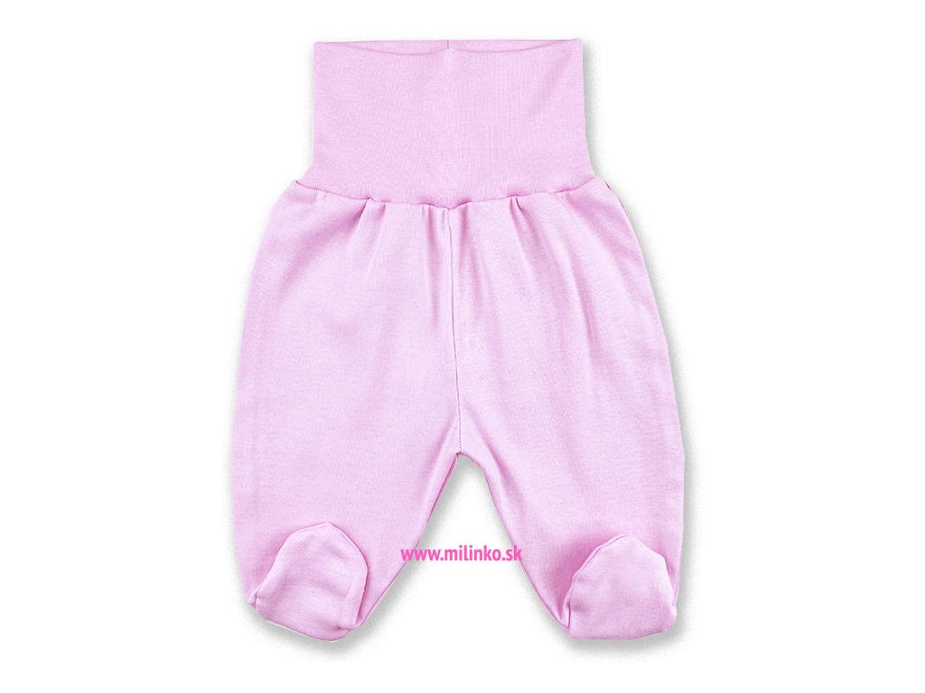 kojenecké dupaačky ružové2
