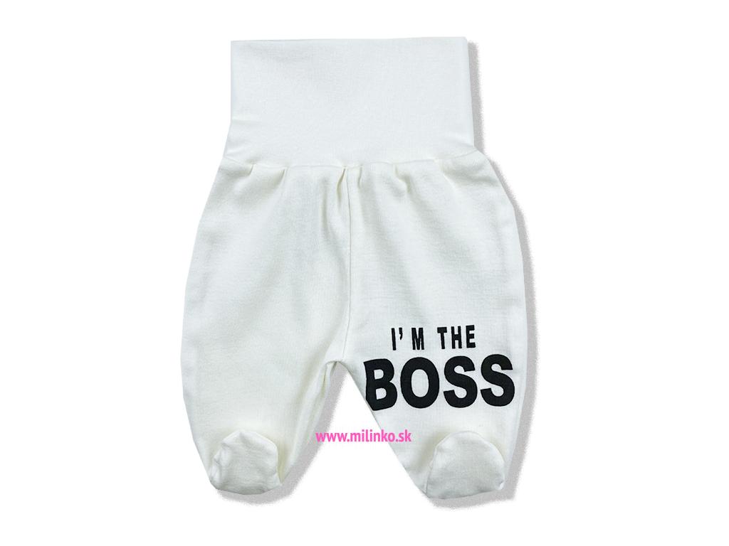 polodupačky pre bábätká im boss