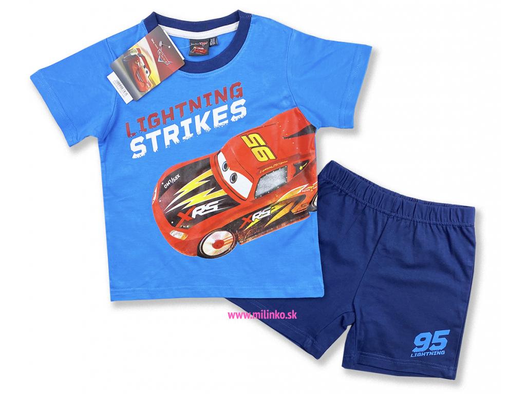 detské oblečenie letný set cars1