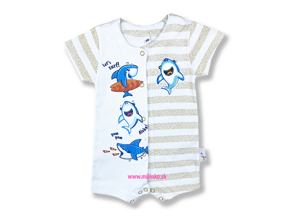 overal pre bábätká minibird
