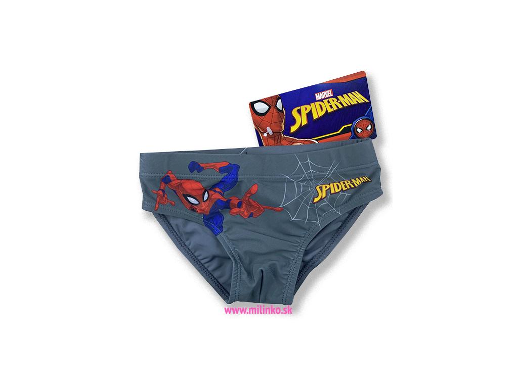 detské plavky spiderman