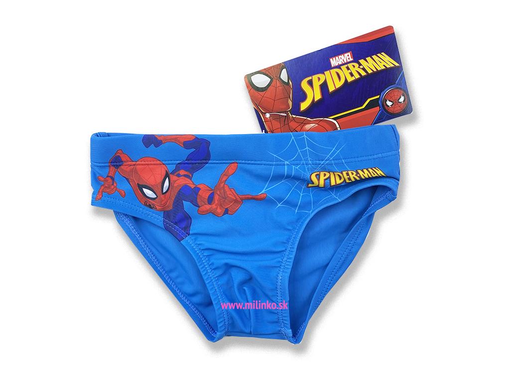detské plavky spiderman1