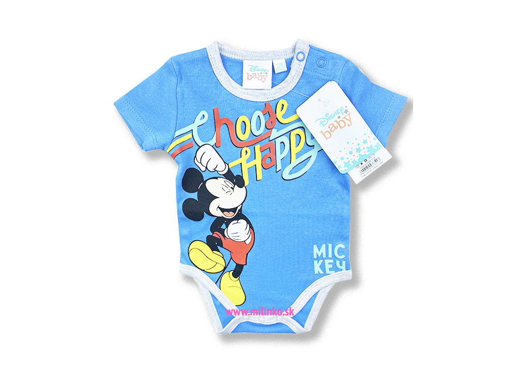 detské body mickey mouse+