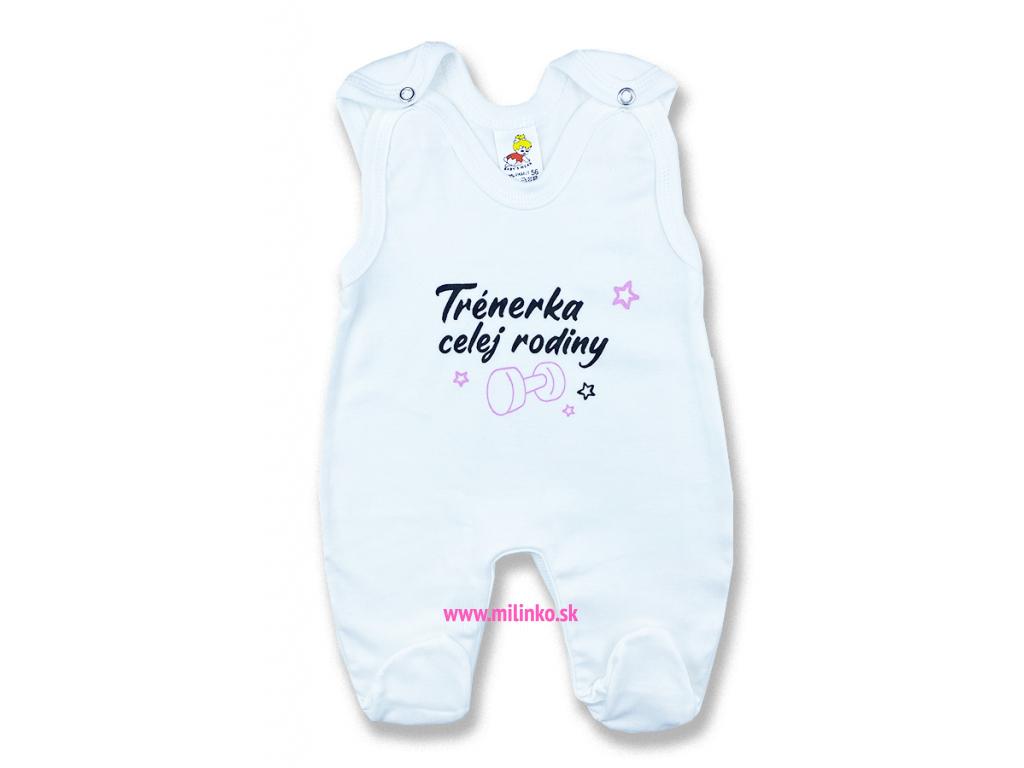 dupačky pre bábätká trénerka