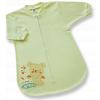 Spací vak pre bábätká - BEAR, žltý