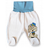 Polodupačky pre bábätká - LION, biele