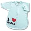 spací vak pre bábätká mama2.