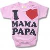 detské body krátky rukav mama papa2