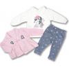 Set pre bábätká unicorn kojenecké oblečenie
