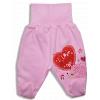 Polodupačky pre bábätká - MUMMY, ružové