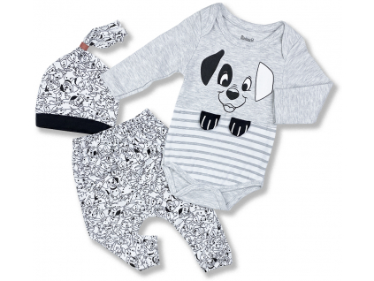 kojenecké oblečenie set psíček