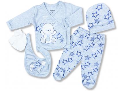 kojenecký set pre bábätká päť diel macko