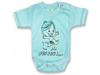 body pre bábätká perfe