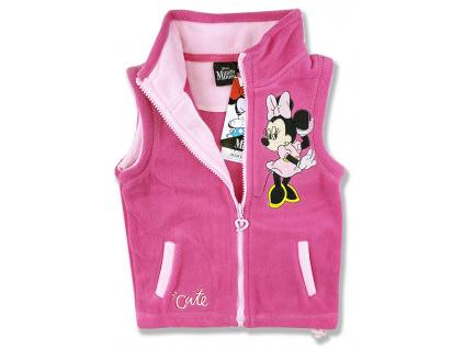 detská vesta minnie mouse Disney