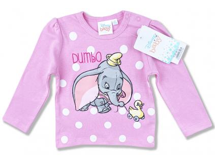 kojenecké tričko dumbo