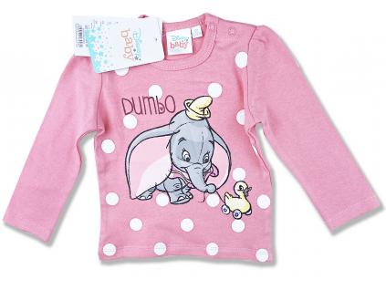 kojenecké tričko dumbo1