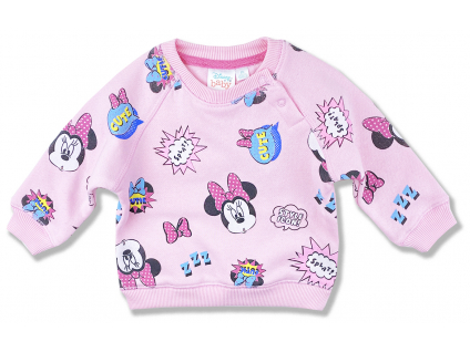 kojenecké oblečenie mikina disney1