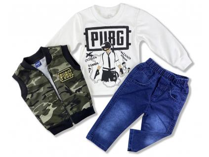 oblečenie pre deti pubg
