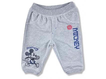 nohavice pre bábätká disney mickey1