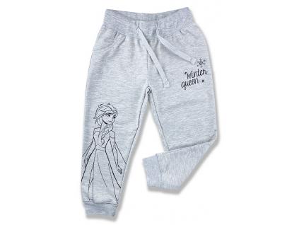 teplákove nohavice pre deti frozen
