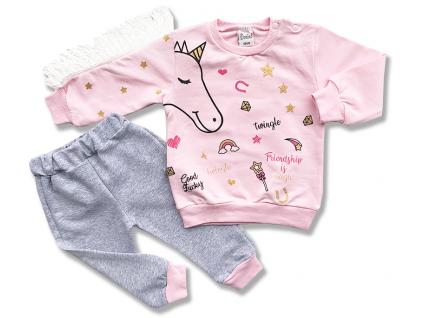 oblečenie pre bábätká uniqorn