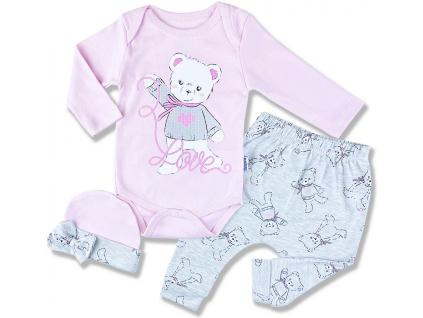 oblečenie pre bábätká love miniworld11