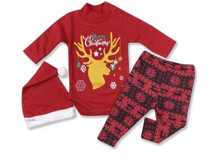 set pre bábätká vianoce