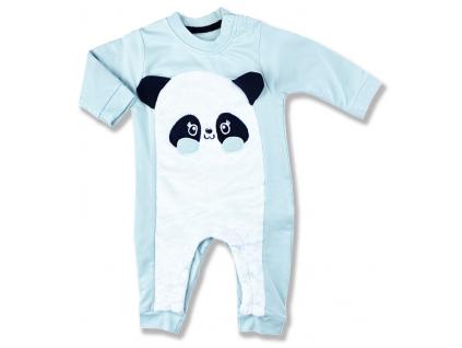 overal pre bábätká panda miniworld.