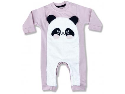 overal pre bábätká panda miniworld1,