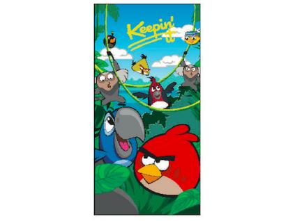 Detská osuška DISNEY- angry birds-RIO, (70x140)