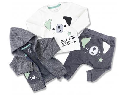 psík oblečenie pre bábätká1