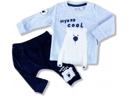 oblečenie pre bábätká dupačky medveď