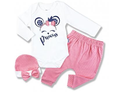 oblečenie pre bábätká princess3.