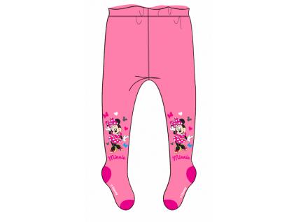 pančuchy minnie ružové