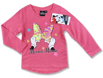 detské oblečenie minnie tričko1 dievčenské