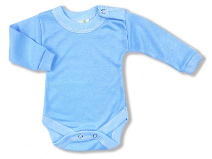 detské body klasické modré