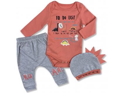3dielny kojenecký set LIST