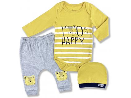 3dielny kojenecký set Bear1.