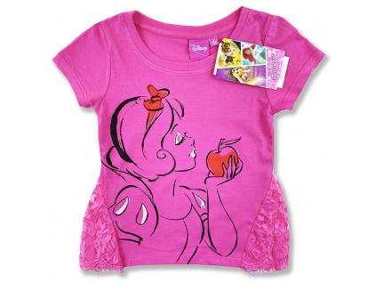oblečenie pre deti tričko princess