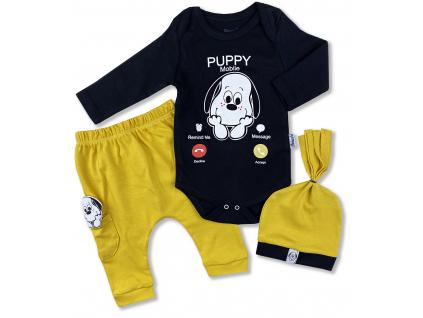 oblečenie pre bábätká puppy m