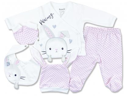 oblečenie pre bábätká set zajačik3