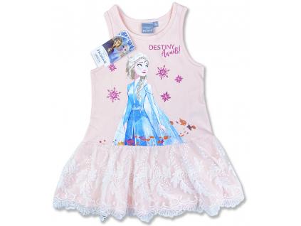 oblečenie pre deti šaty frozen1