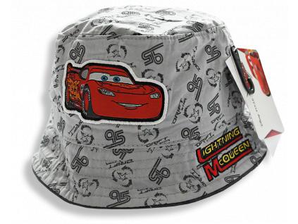 Detská čiapka - Cars, sivá