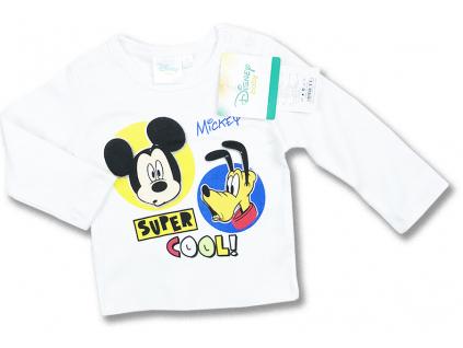 disney oblečenie pre bábätká tričko pluto