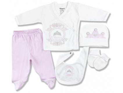 5 dielny set pre bábätká princess